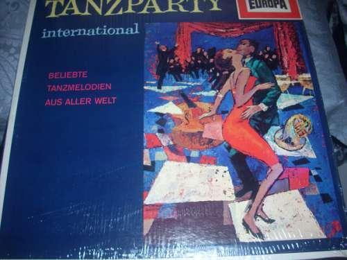 Cover Unknown Artist - Tanzparty International Beliebte Tanzmelodien Aus Aller Welt  (LP, Lig) Schallplatten Ankauf