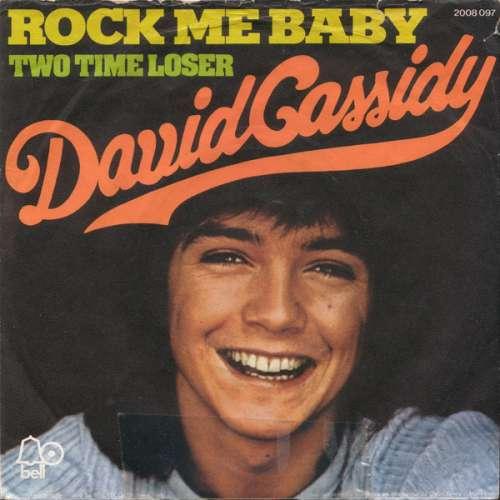 Bild David Cassidy - Rock Me Baby (7, Single) Schallplatten Ankauf