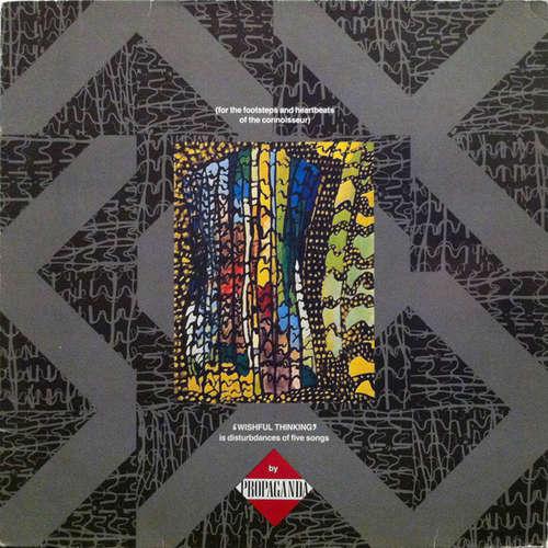 Bild Propaganda - Wishful Thinking (LP, Album) Schallplatten Ankauf