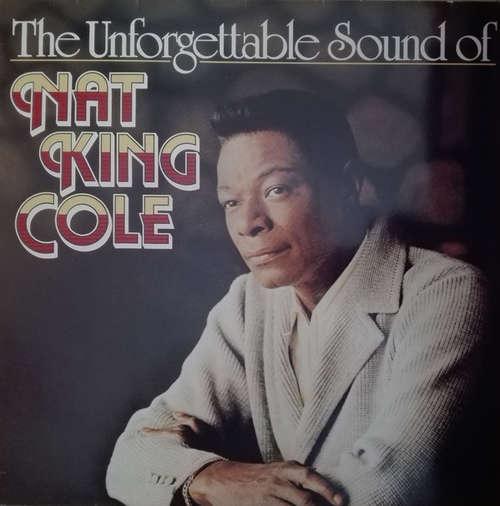 Cover zu Nat King Cole - The Unforgettable Sound Of Nat King Cole (LP, Club) Schallplatten Ankauf