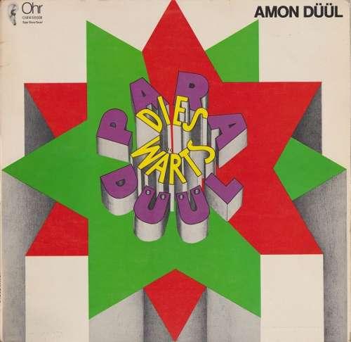 Cover Amon Düül - Paradieswärts Düül (LP, Album) Schallplatten Ankauf