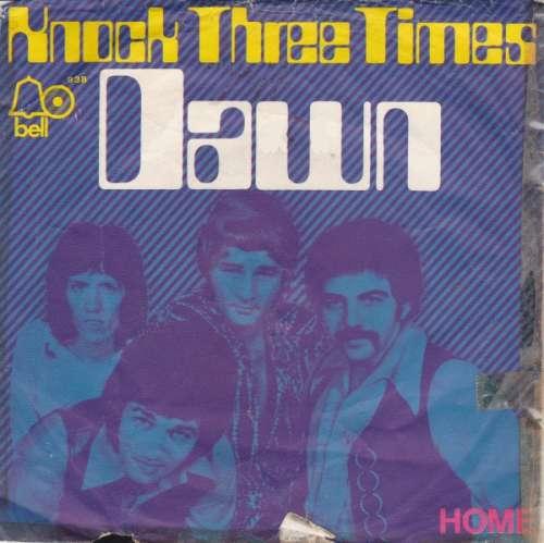 Bild Dawn (5) - Knock Three Times (7, Single) Schallplatten Ankauf