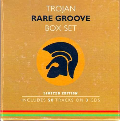 Cover Various - Trojan Rare Groove Box Set (3xCD, Comp + Box, Ltd) Schallplatten Ankauf