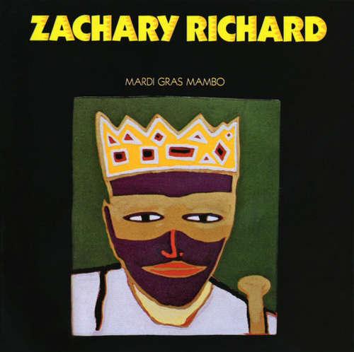 Cover Zachary Richard - Mardi Gras Mambo (CD, Album) Schallplatten Ankauf