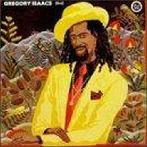Cover zu Gregory Isaacs - Reggae Greats: Gregory Isaacs Live (LP) Schallplatten Ankauf