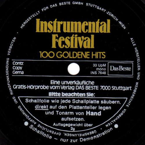 Bild Various - Instrumental Festival (Flexi, 6, S/Sided, Mono) Schallplatten Ankauf