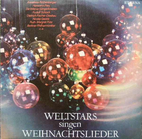 Bild Various - Weltstars Singen Weihnachtslieder (LP, Comp) Schallplatten Ankauf