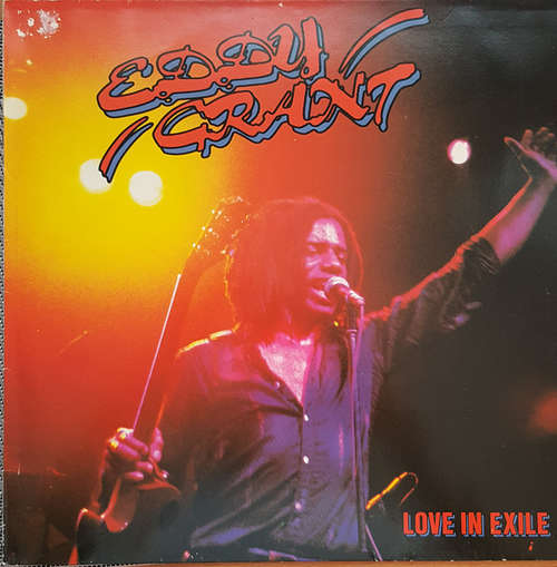 Cover Eddy Grant - Love In Exile (LP, Album) Schallplatten Ankauf
