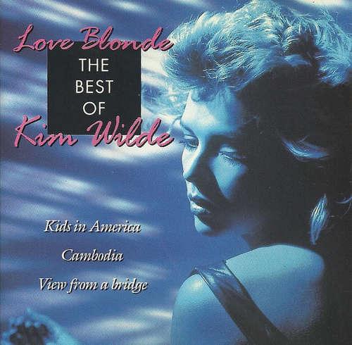 Bild Kim Wilde - Love Blonde - The Best Of Kim Wilde (CD, Comp) Schallplatten Ankauf