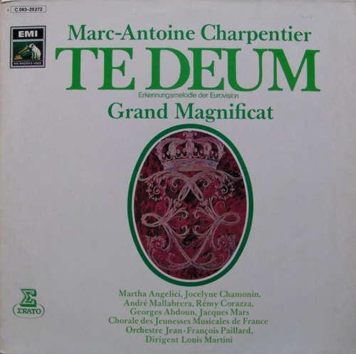 Bild Marc Antoine Charpentier - Te Deum - Grand Magnificat (LP, Album) Schallplatten Ankauf