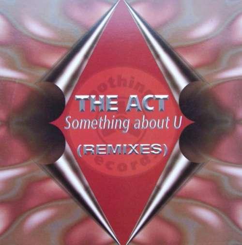 Bild The Act - Something About U (Remixes) (12) Schallplatten Ankauf