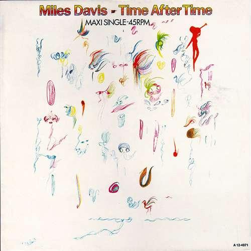 Cover Miles Davis - Time After Time (12, Maxi) Schallplatten Ankauf