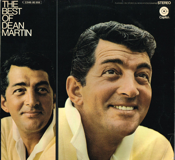 Cover Dean Martin - The Best Of Dean Martin (LP, Comp, RE) Schallplatten Ankauf