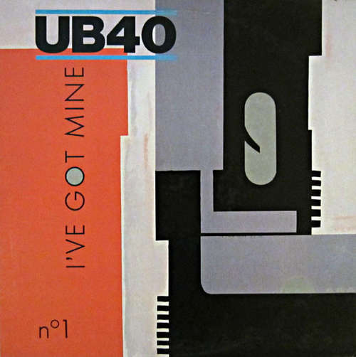 Cover UB40 - I've Got Mine (12, Single) Schallplatten Ankauf