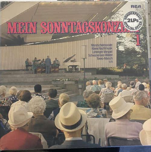 Bild Various - Mein Sonntagskonzert 1 (2xLP, Comp) Schallplatten Ankauf