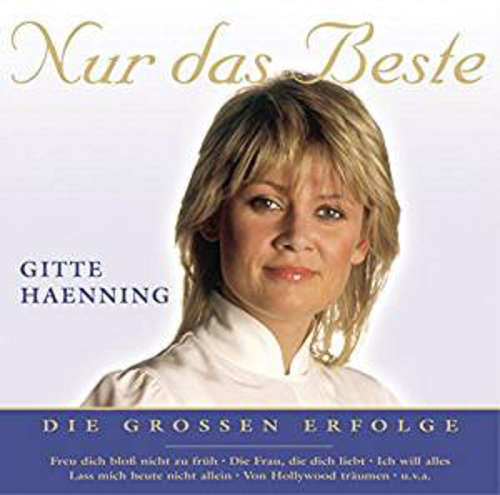 Bild Gitte Hænning - Nur Das Beste (CD, Comp) Schallplatten Ankauf