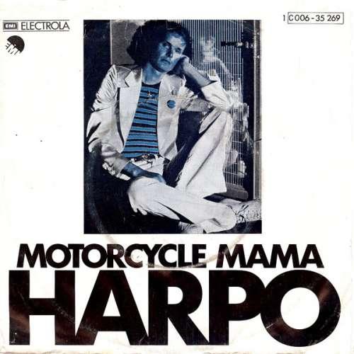 Bild Harpo - Motorcycle Mama (7, Single) Schallplatten Ankauf