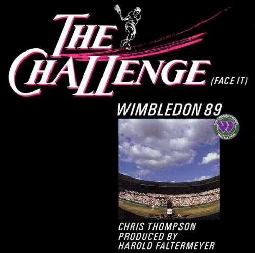 Bild Chris Thompson - The Challenge (Face It) (7, Single) Schallplatten Ankauf