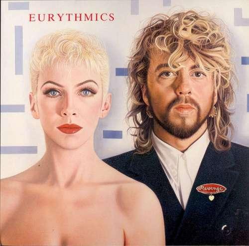 Bild Eurythmics - Revenge (LP, Album) Schallplatten Ankauf