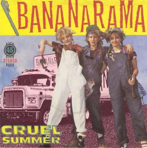 Bild Bananarama - Cruel Summer (7, Single) Schallplatten Ankauf