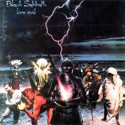 Bild Black Sabbath - Live Evil (2xLP, Album, Win) Schallplatten Ankauf