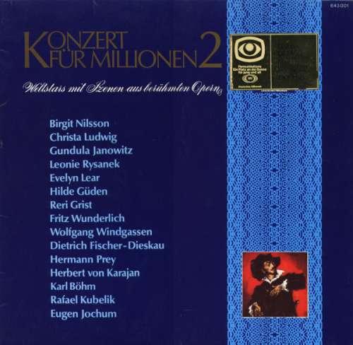 Bild Various - Konzert Für Millionen 2 (LP, Comp) Schallplatten Ankauf