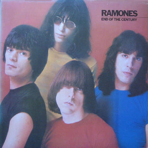 Cover Ramones - End Of The Century (LP, Album, Mono) Schallplatten Ankauf