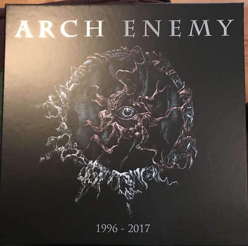 Cover Arch Enemy - 1996 - 2017 (Box, Comp, Ltd, Num + LP, Album, RM + LP, Album, R) Schallplatten Ankauf