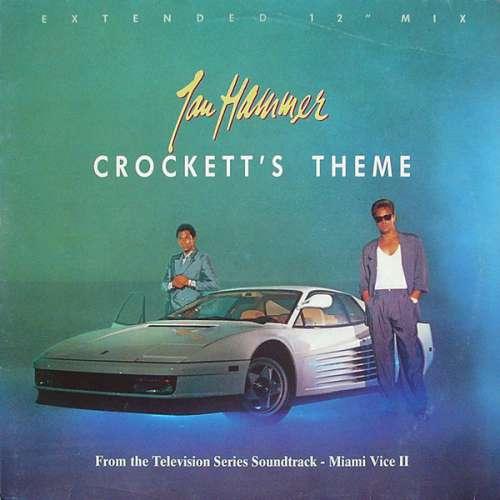 Cover Jan Hammer - Crockett's Theme (Extended 12 Mix) (12, Maxi) Schallplatten Ankauf