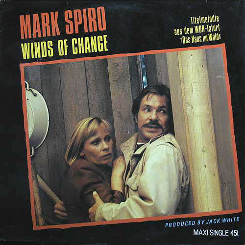 Bild Mark Spiro - Winds Of Change (12) Schallplatten Ankauf