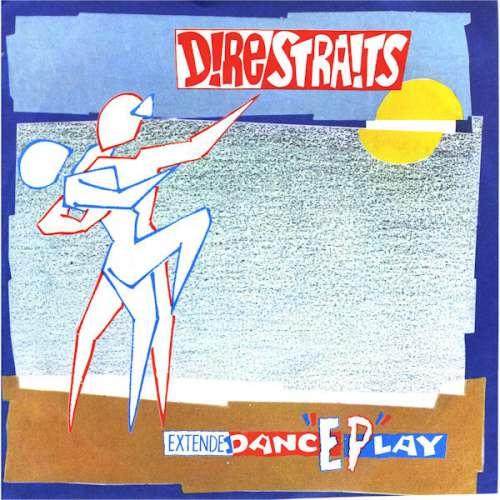 Cover zu Dire Straits - ExtendeDancEPlay (7, EP) Schallplatten Ankauf