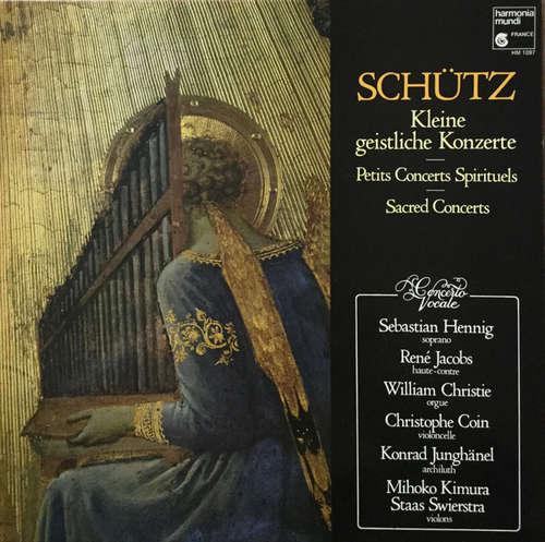 Bild Schütz*, Concerto Vocale - Kleine Geistliche Konzerte (LP, Album) Schallplatten Ankauf