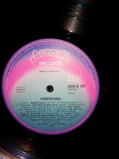 Cover zu Various - Neue Gangart / Wertstabil (LP, Comp) Schallplatten Ankauf
