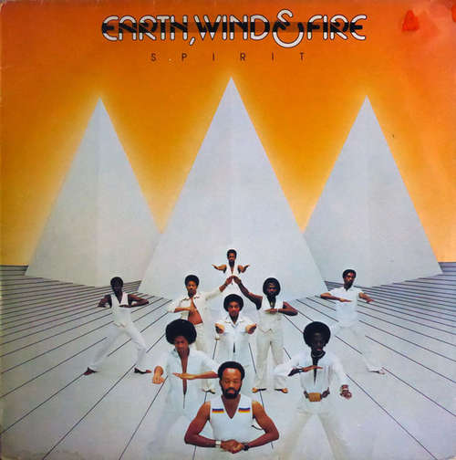 Cover zu Earth, Wind & Fire - Spirit (LP, Album) Schallplatten Ankauf