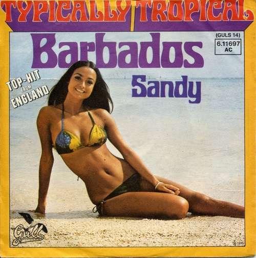 Cover Typically Tropical - Barbados  (7, Single) Schallplatten Ankauf