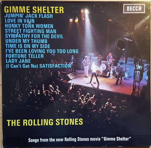 Cover The Rolling Stones - Gimme Shelter (LP, Album, Comp, RE) Schallplatten Ankauf