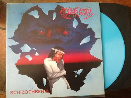 Bild Sepultura - Schizophrenia (12, Album, RE) Schallplatten Ankauf