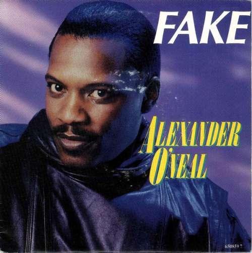 Bild Alexander O'Neal - Fake (7, Single) Schallplatten Ankauf