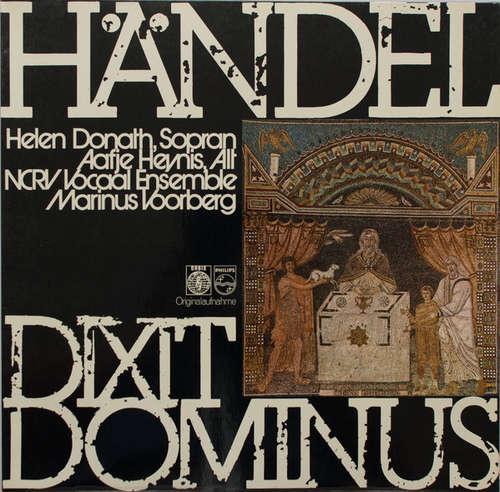 Bild Georg Friedrich Händel, Helen Donath, Aafje Heynis, NCRV Vocaal Ensemble, Amsterdams Kamerorkest, Marinus Voorberg - Handel Dixit Dominus (LP, Album) Schallplatten Ankauf