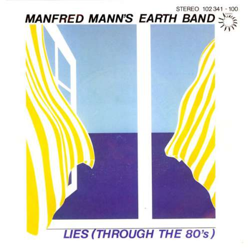 Bild Manfred Mann's Earth Band - Lies (Through The 80's) (7, Single) Schallplatten Ankauf