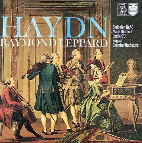 Bild Haydn* - Raymond Leppard, English Chamber Orchestra - Sinfonien Nr. 48 Maria Theresia Und Nr. 70 (LP, Club) Schallplatten Ankauf