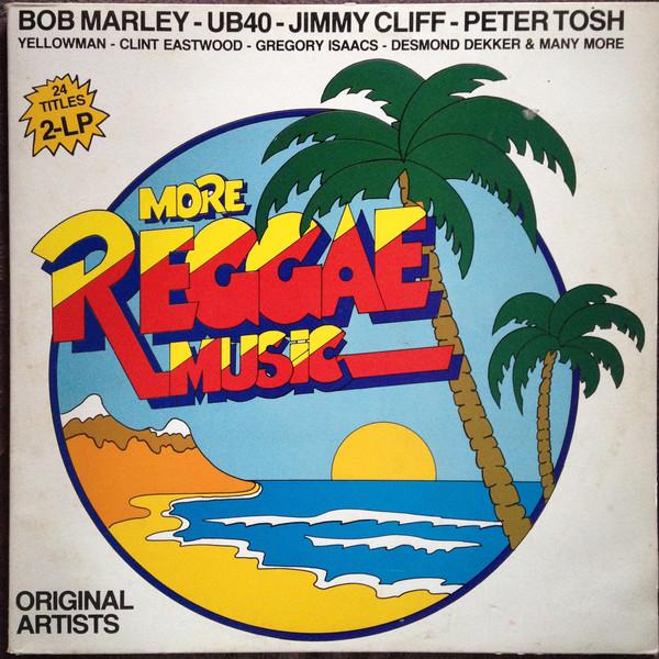 Cover Various - More Reggae Music (2xLP, Comp, Club) Schallplatten Ankauf