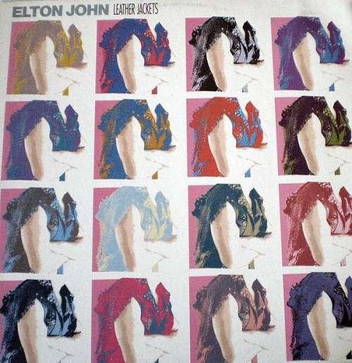 Bild Elton John - Leather Jackets (LP, Album) Schallplatten Ankauf