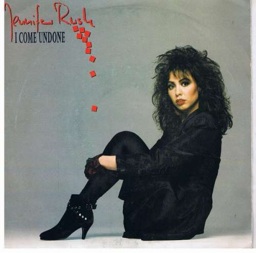 Bild Jennifer Rush - I Come Undone (7, Single) Schallplatten Ankauf