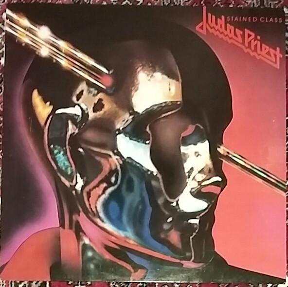 Bild Judas Priest - Stained Class (LP, Album, RE) Schallplatten Ankauf