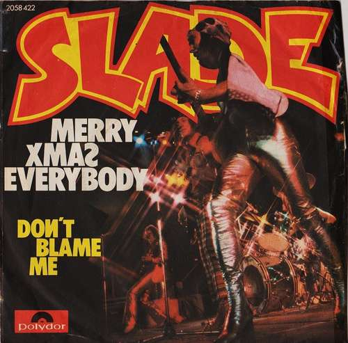 Bild Slade - Merry Xmas Everybody (7, Single) Schallplatten Ankauf