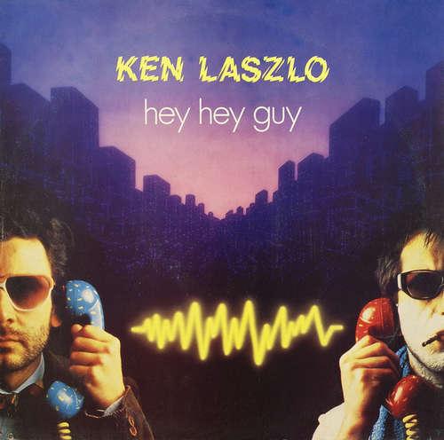 Cover Ken Laszlo - Hey Hey Guy (12, Maxi) Schallplatten Ankauf