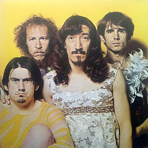 Cover Frank Zappa / The Mothers Of Invention* - We're Only In It For The Money (LP, Album, RE, Gat) Schallplatten Ankauf