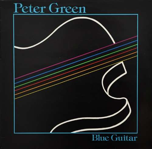 Bild Peter Green (2) - Blue Guitar (LP, Comp) Schallplatten Ankauf