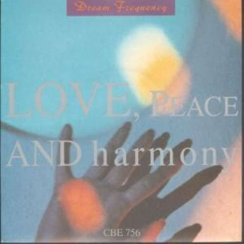 Cover Dream Frequency - Love, Peace And Harmony (12) Schallplatten Ankauf